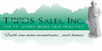 two sales logo